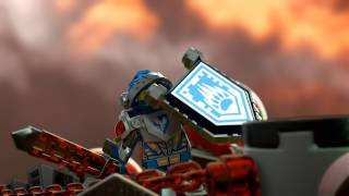 Power UP! Bear Claws Power – LEGO NEXO KNIGHTS – Episode 15
