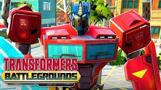 Transformers: Battlegrounds - Everything We Know So Far!