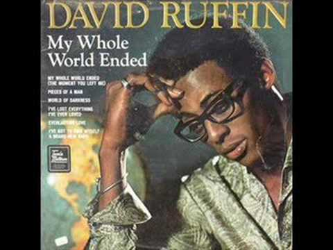 David Ruffin - The Double Cross 1969