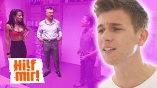 Office-Love: Unser Vater ist mit seiner Kollegin durchgebrannt |Hilf Mir!