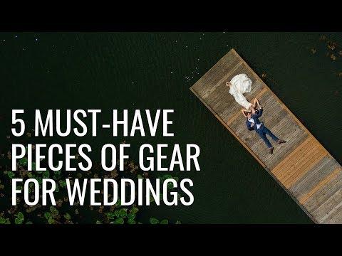 5 Must-Have Pieces of Gear For Weddings | Megan Allen
