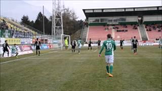 2016-02-27 1.FK Příbram - Bohemians Praha 1905 0:0 (0:0)