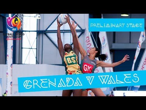 Grenada v Wales | #NWYC2017