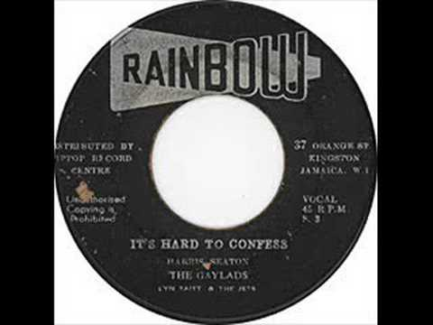 The Gaylads - It's Hard to Confess