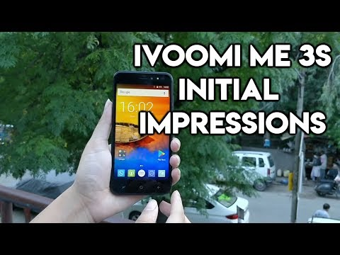 iVOOMi Me 3S Unboxing & Initial Impressions