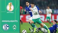 FC Schalke 04 - SV Werder Bremen 0:2   Highlights   DFB-Pokal 2018/19   Viertelfinale