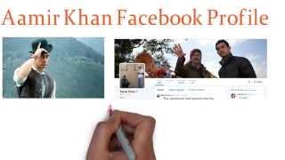 Aamir Khan Facebook , Twitter , Social Media Profiles on MuviTuvi.com IMDB & Wikipedia