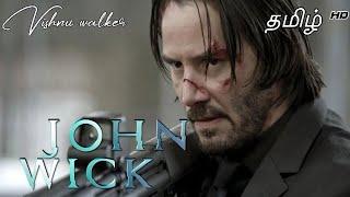 John wick | Tamil Dubbed | super Scene | Vishnu walker