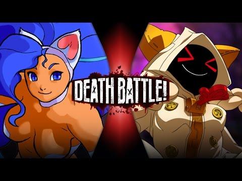 Felicia VS Taokaka Darkstalkers VS Blazblue  DEATH BATTLE!