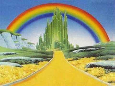"""""""Over the Rainbow"""" -- Papa John Creach"""