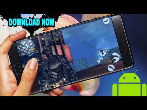 Download The Dark Knight Rises On Android | How To Download/install The Dark Knight Rise On Android