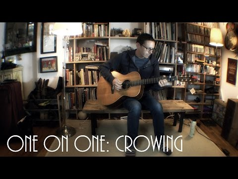 ONE ON ONE: Glen Phillips - Crowing September 24th, 2013 New York City mp3