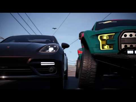 Need For Speed Payback : SILVER OFFROAD