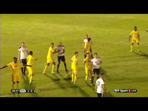 Dover Athletic vs Woking 1 time