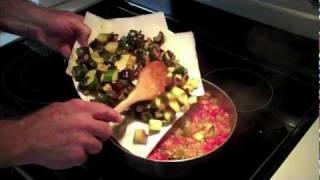 Garden Fresh Ratatouille Recipe