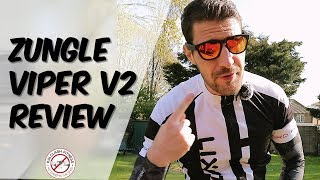 Zungle Viper V2 review - Smart sunglasses perfect for cycling, running and other sports