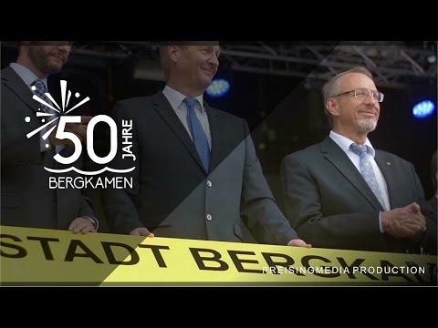 50 Jahre Stadt Bergkamen | Das Jubiläumswochenende 2016