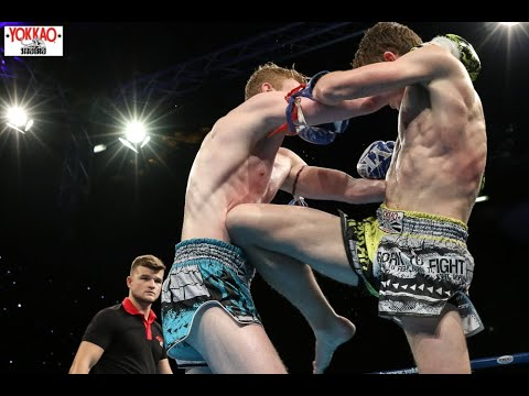 YOKKAO 44: Dan Butler vs Alex McGregor | Muay Thai -71kg | Full Fight