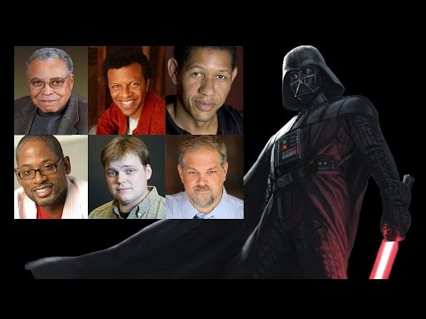 Comparing The Voices - Darth Vader