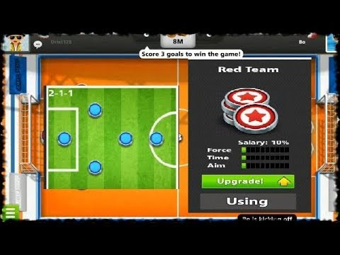 Soccer Stars 3 Netherlands Games with Starter Team & formati