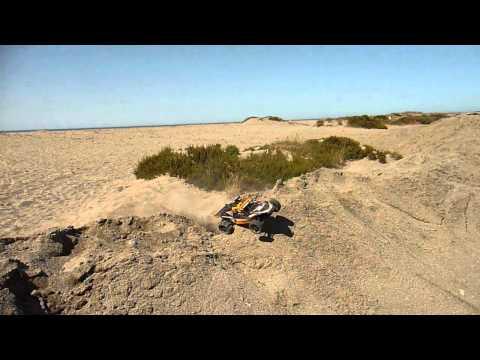 Ninco Sioux SandStorm – Un coche del desierto