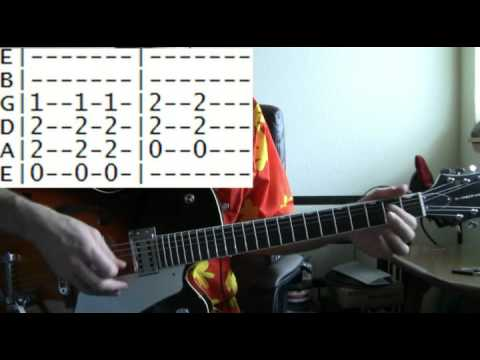 guitar lessons online Humble Pie thirty days in the hole ...