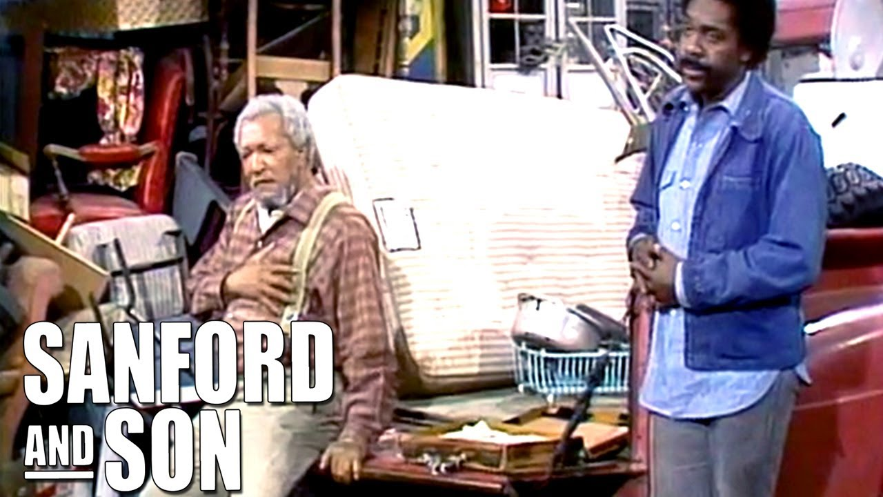 Download Sanford and Son   Lamont Has Found A Strange Suitcase   The Norman Lear Effect