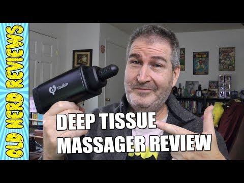 Youlisn Muscle Massager Gun REVIEW | Best Massager Gun Of 2019?