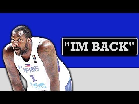 "Andray Blatche ""Im Back"" | Gilas Pilipinas MixTape ᴴᴰ"