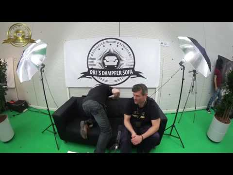 Hall of Vape 2016   Interview mit Imeo von Golden Greek