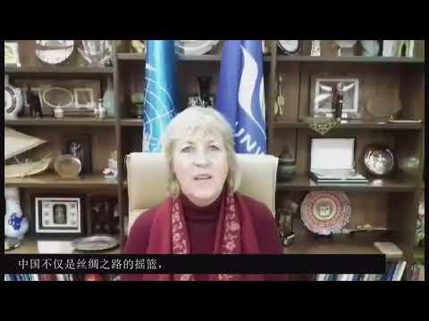 Alla Peressolova - The World Tourism Organization (UNWTO) - Thank you