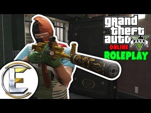 $150,000 Bank Robbery (GTA RP) Grand Theft Auto 5 Roleplay - GTA BANK JOB