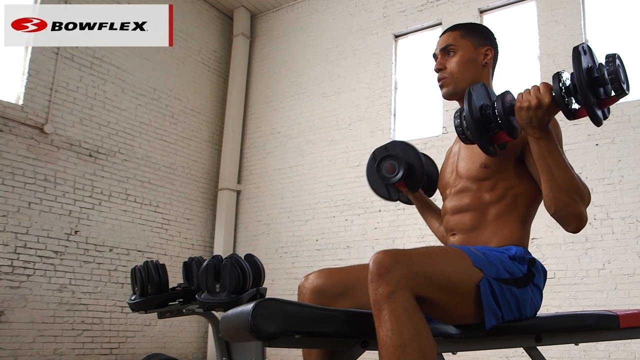 Beginner Chest & Arms workout Created by BowFlex