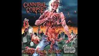 Скачать Cannibal Corpse Eaten Back To Life FULL ALBUM WITH LYRICS