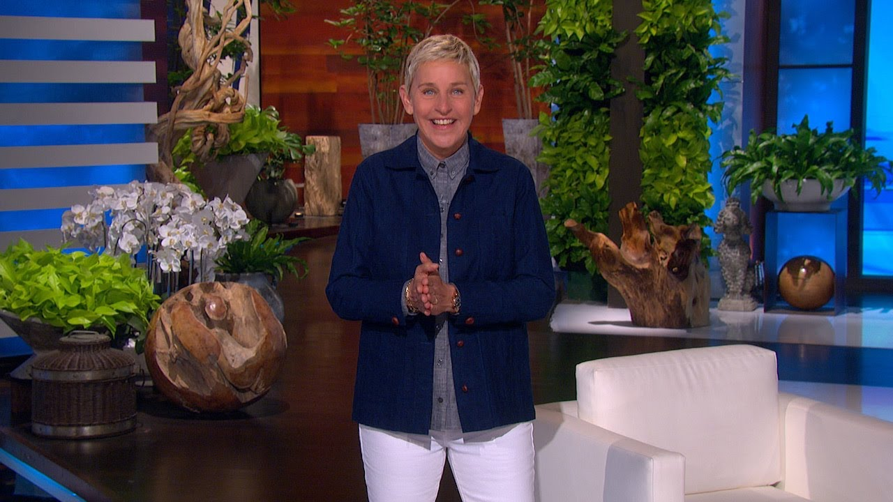 Ellen Points Out SpongeBob, Ursula, Velma, and Other Obviously Gay Cartoon Characters