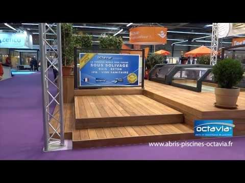 Foire internationale de toulouse 2013 stand d 39 exposition for Octavia abri piscine