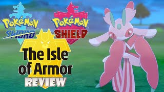 Pokemon Sword & Shield: The Isle of Armor (Switch) Review (Video Game Video Review)