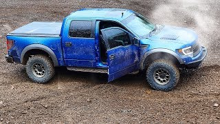 Download Raptor Instantly has Engine Issues, Off-Roading Mp3 and Videos