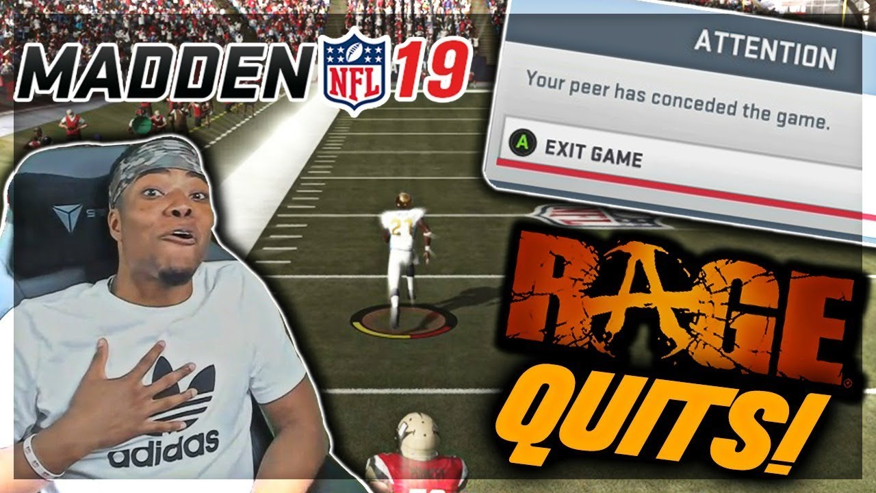 FORCING RAGE QUITS! FACING THE BEST CARDS IN MADDEN 💀 God Squad #12 | Madden 19 Ultimate Team