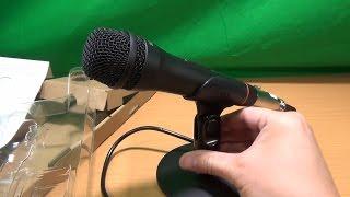低価格なソニーの定番マイクを買ってみた SONY ECM-PCV80U thumbnail