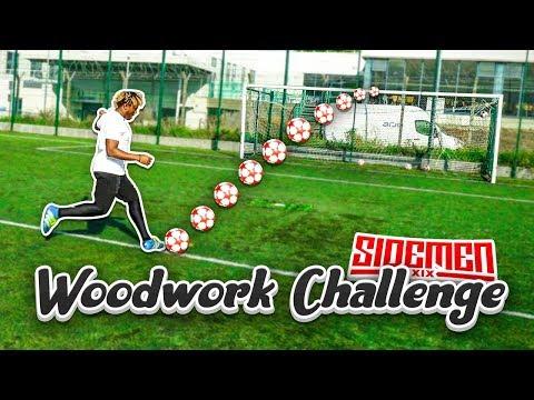 SIDEMEN $10,000 WOODWORK CHALLENGE