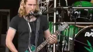 Nickelback Breathe Live