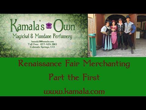 Renaissance Fair Merchanting Part 1