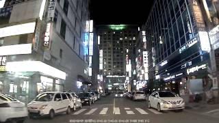 에어포인트 차량용블랙박스 AP1000 야간영상