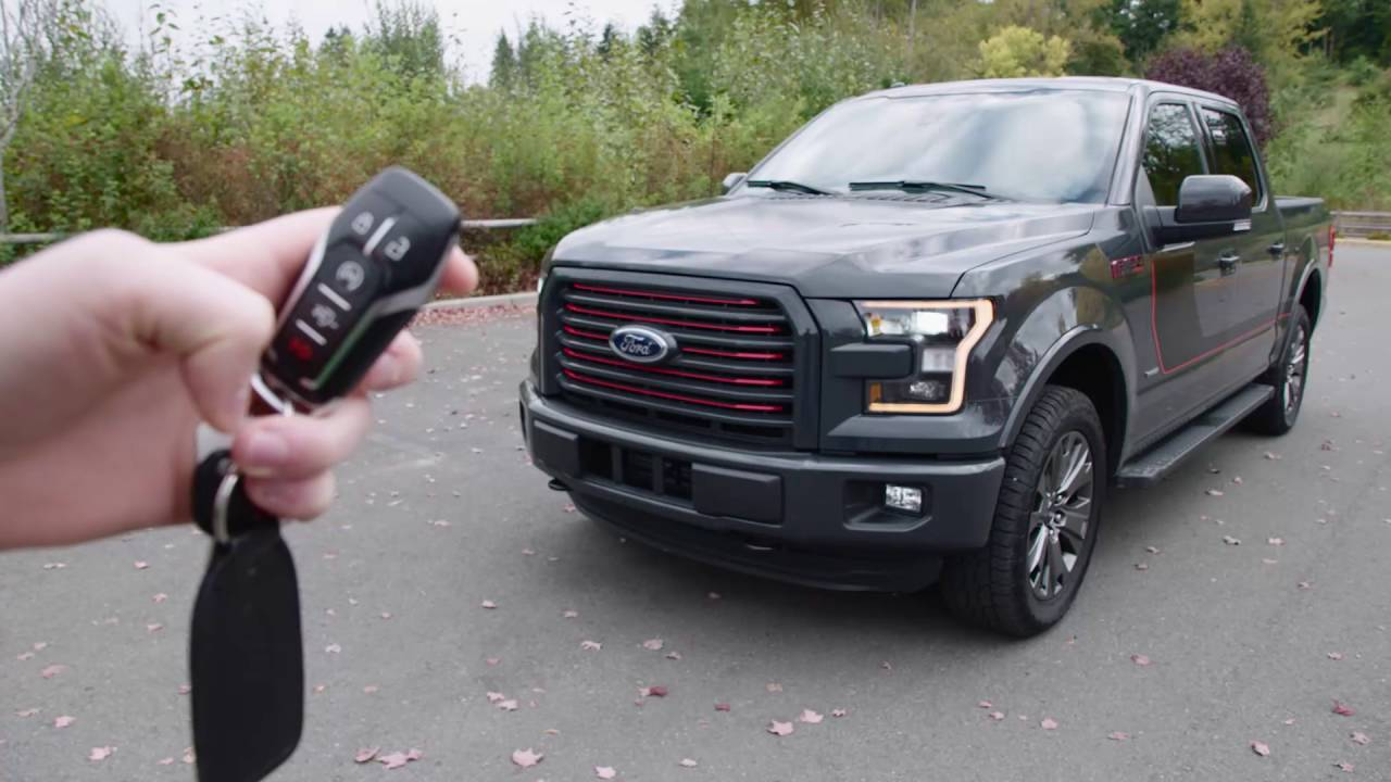 2016 Ford F 150 4x4 Supercrew Fx4 Review Autonation