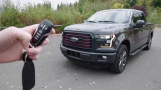 2016 Ford F-150 4x4 SuperCrew FX4 Review - AutoNation