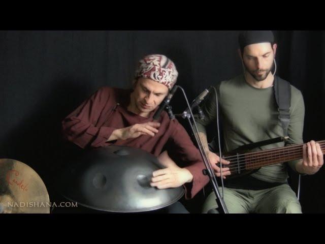 Nadishana - Kuckhermann - Metz trio,