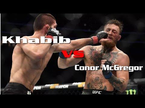 Fight Conor McGregor & Khabib