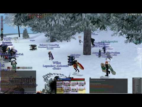 DAOC Uthgard Relic Raid - Hibernias Last Stand