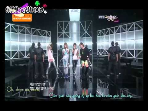 [Vietsub - S2] Electric Heart - SHINee
